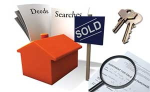 Conveyancing - Searching Titles, change of ownership and much more.